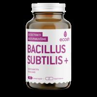 Ecosh Bacillus Subtilis kapslid 90tk