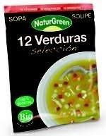 Pakisupp 12 köögiviljast 40g Naturgreen
