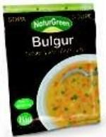 Pakisupp bulguri ja köögiviljadega 40gNaturgreen