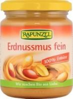 Maapähklivõie 250g Rapunzel