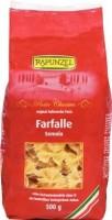 Pasta Farfalle durumnisujahust 500g Rapunzel