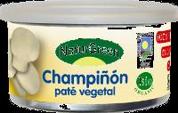 Taimne pasteet shampinjoniga 125g Naturgreen