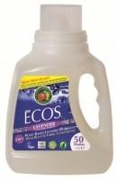 ECOS Pesugeel Orgaaniline Lavendel 1.5L-50Pesu