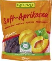 Aprikoosid pehmed kuivatatud 200g Rapunzel