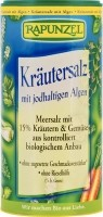 Ürdisool joodi sisaldavate vetikatega 125g Rapunzel