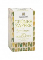 Roheline kohv 54g (kotikesed ümbrikes) Sonnentor