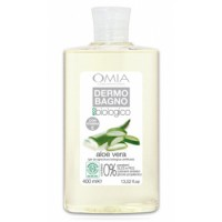 Aaloe dušigeel, 400ml / Omia EcoBio