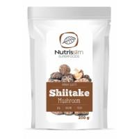 Shiitake pulber, 250g / Nutrisslim