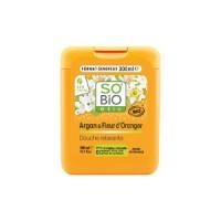 SO'BiO dušigeel apelsiniõie ja argaaniaõliga 300ml