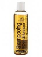 Šampoon-palsam aaloe ja meega, 200ml / Naturado