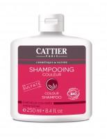 Šampoon värvitud juustele 250ml Cattier