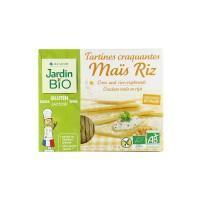 JardinBio näkileivad maisi/riisi 150g