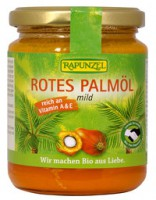 Palmiõli punane 200g Rapunzel