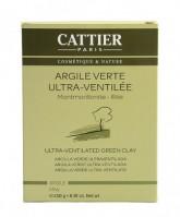 Rohelise savi pulber õhustatud 250g Cattier