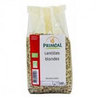 Priméal pruunid läätsed 500g