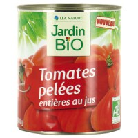 JardinBio kooritud tomatid omas mahlas 400g