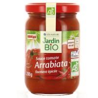 JardinBio kergelt vürtsikas tomatikaste Arrabiata 200g