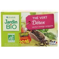 JardinBio puhastav tee Detox 20 x 1,5g