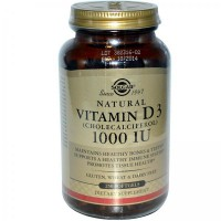 Vitamiin D3 1000IU 250kaps