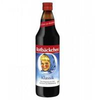 Rotbäckchen Klassik puuviljamahl rauaga 750ml