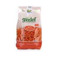 Spirelli punastest läätsedest ja linaseemnetest 250g Govinda