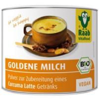 RAAB kurkumilatte e. kuldse piima pulber 70g