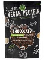 Valgupulber šokolaadiga, 63%, 450g / toidulisand  Nutrisslim