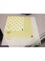 Mesilasvaha paber toidu pakendamiseks L, 34x34cm / BEE IN