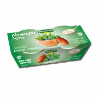 Mandlidessert agaavisiirupiga 2x125g Naturgreen