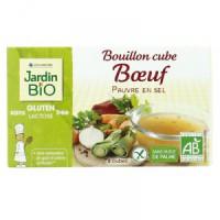 JardinBio gluteenivabad loomaliha puljongikuubikud 8x10g