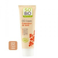 "SO'BiO CC-kreem 5in1 nr 2 ""Tanned"" 30ml"