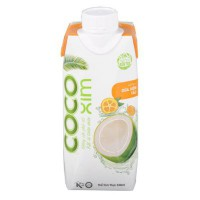 Kookosmahl ehk kookosvesi – Ananassi (Cocoxim – with Pineapple juice) 330ml