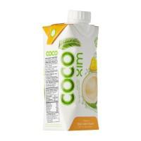 Kookosmahl ehk kookosvesi – Tsitruse (Cocoxim – with Citrus juice) 330ml