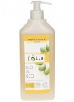 Nõudepesuvahend maheoliivi ja sidruniga, 500ml / FOLIA