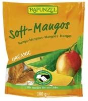 Mangod pehmed, kuivatatud 100g Rapunzel