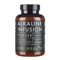 KIKI Health aluseline sool e. nelja elemendi sool Alkaline 250g