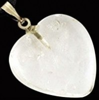 Ripats – süda Mäekristall, 30x30mm