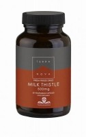 Milk Thistle 500mg 50kaps Terranova