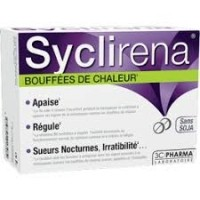 Syclirena Menopausi kuumalainetevastased kapslid 60tk