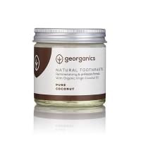 Orgaaniline remineraliseeriv hambapasta kookosõli baasil (PUHAS KOOKOS) 60ml