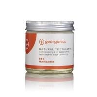 Orgaaniline remineraliseeriv hambapasta kookosõli baasil (PUNASE MANDARIINIGA) 60ml