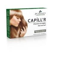 Capill'r vitamiinid juustele ja küüntele 30tk