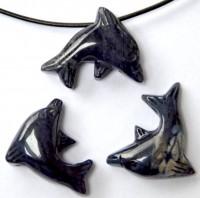 Ripats – delfiin Dumortjeriit e. Sinine kvarts