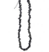 Kaelakee – Hematiit tsipsid, ca. 44-48 cm