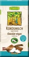 Kookospiima šokolaad 80g (vegan) Rapunzel