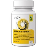 Raab Vitalfood MSM kapslid C vitamiiniga 90tk