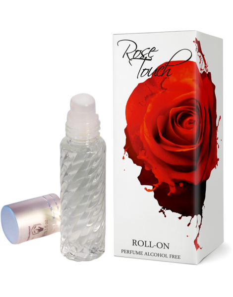 Alkoholivaba parfüüm – Rose Touch 10ml