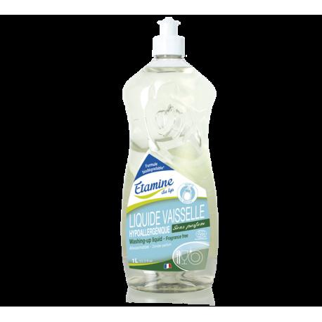 Nõudepesuvahend lõhnatu 1l Etamine du lys