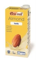 Mandlijook vanilliga 1l EcoMil