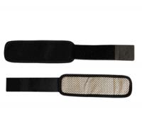 Turmaliini ja magnetiga soojendavad randmesidemed 2tk (mustad)